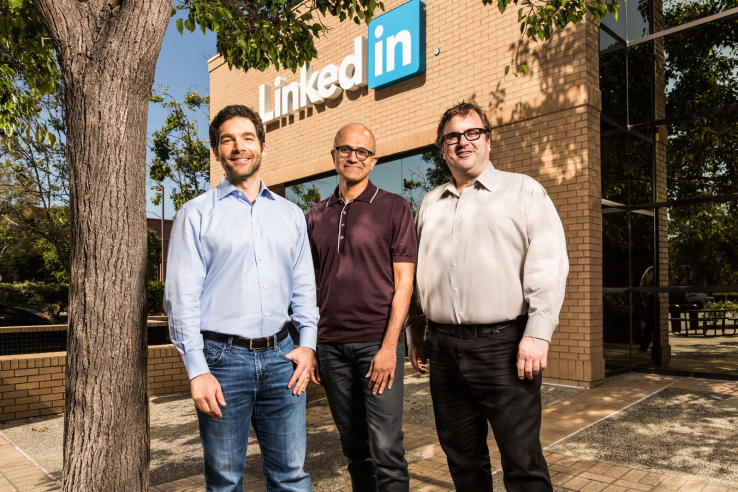 LinkedIn Promised Layoffs as Part of Microsoft Acquisition